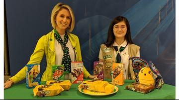 Girl Scouts debut new crispy lemon cookie