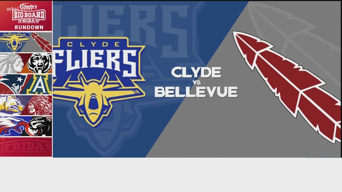 Big Board Friday Week 10: Clyde vs. Bellevue
