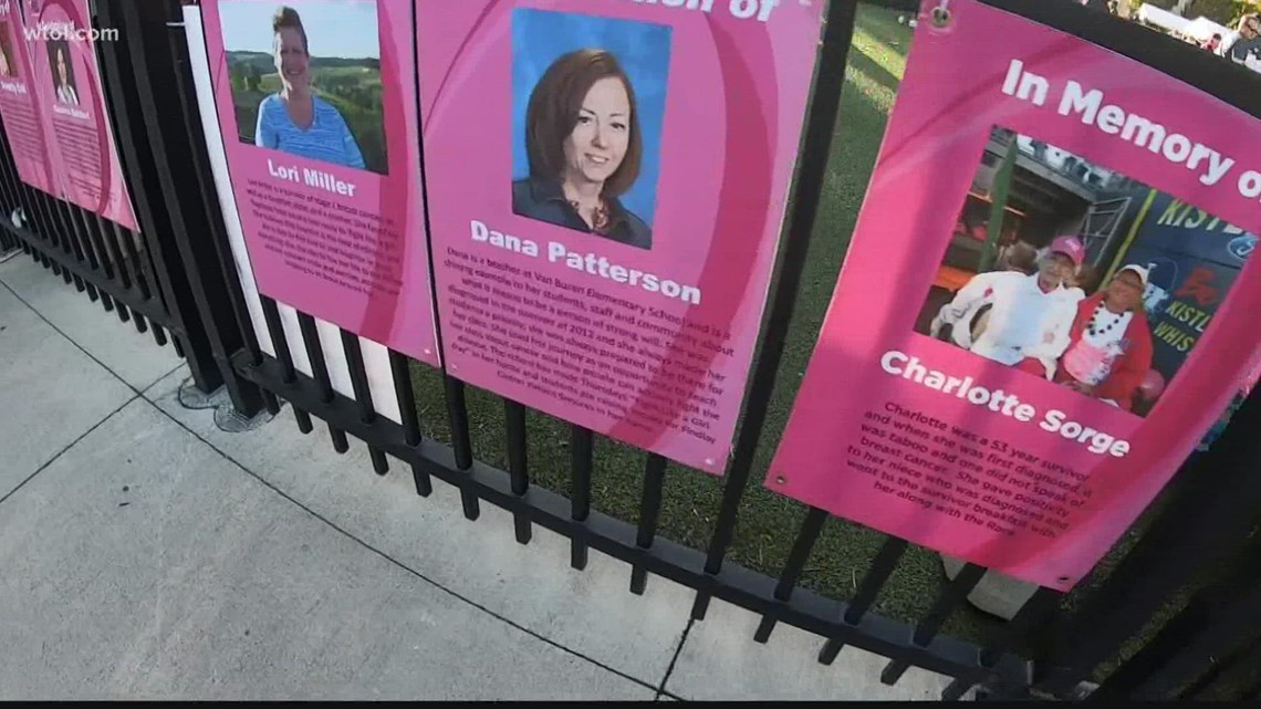 Race for the Cure back in Toledo to remember, celebrate