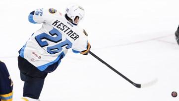 Walleye forward Josh Kestner named to All-ECHL first team