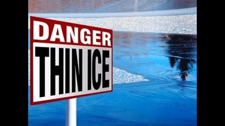 1 dead, 1 injured after falling through ice in MI