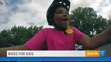 Bikes for Kids winner: June 25