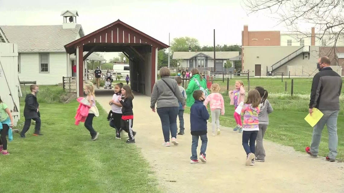 Sauder Village opens for 45th year