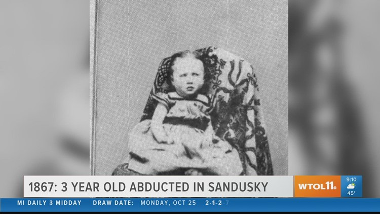 A 3-year-old abducted and a search for a murderer   Today in Toledo History Oct. 25