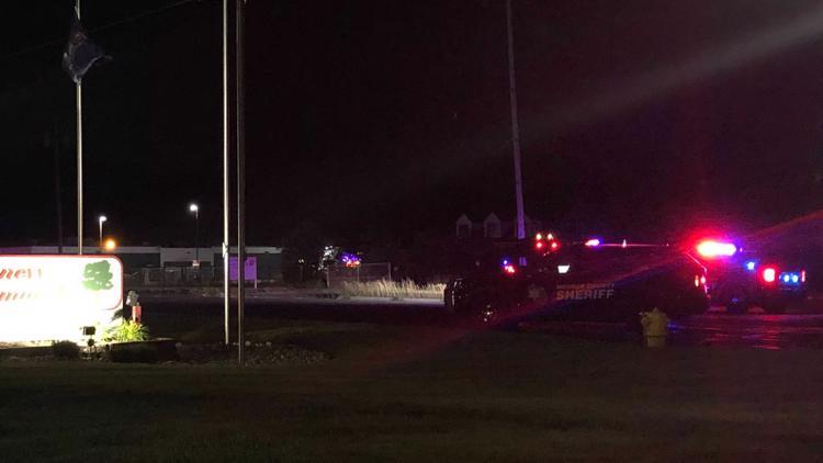 MCSO: Pedestrian struck; Lewis Avenue closed at Michigan/Ohio state line