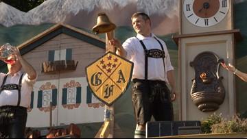 The German-American Festival is finally open in Oregon