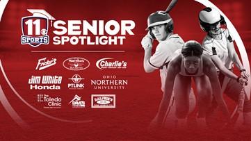 WTOL 11 Sports Senior Spotlight delivers heartfelt tributes to senior athletes from their coaches