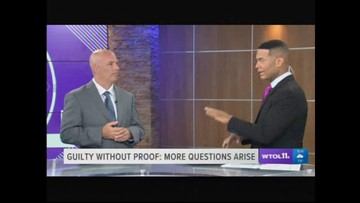 Question and Answer Session: Brian Dugger presents new information in 'Guilty Without Proof' case