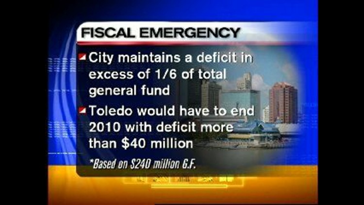 City of Toledo holding meetings, hoping to get budget into focus