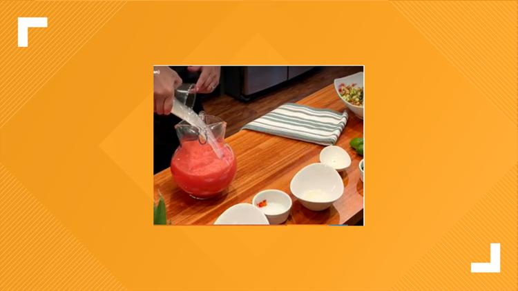 Your Day Recipes: Watermelon pineapple lemonade