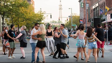 Arts are gaining Momentum in Toledo starting Thursday, and you can be Dancin' in the Streets