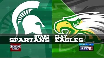 3/1: BBF Start vs. Clay