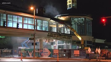 NB Summit St. to be closed for demolition on Imagination Station pedestrian bridge