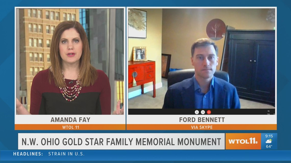 Honor those who paid the ultimate price at the N.W.O Gold Star Family Memorial Monument