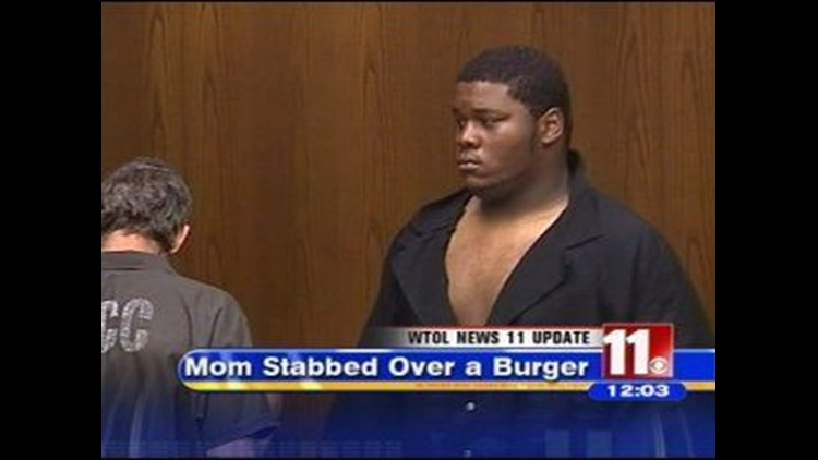 UPDATE--18-year-old stabs Toledo mom over cheeseburger