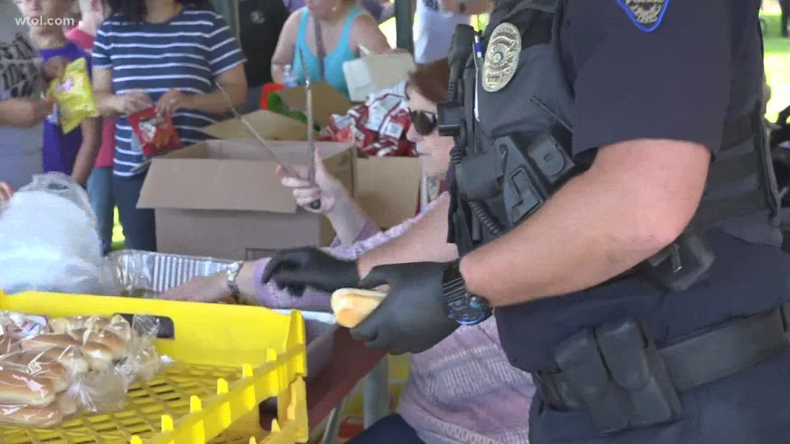 First 'Community Cookout' in Fremont brings city together