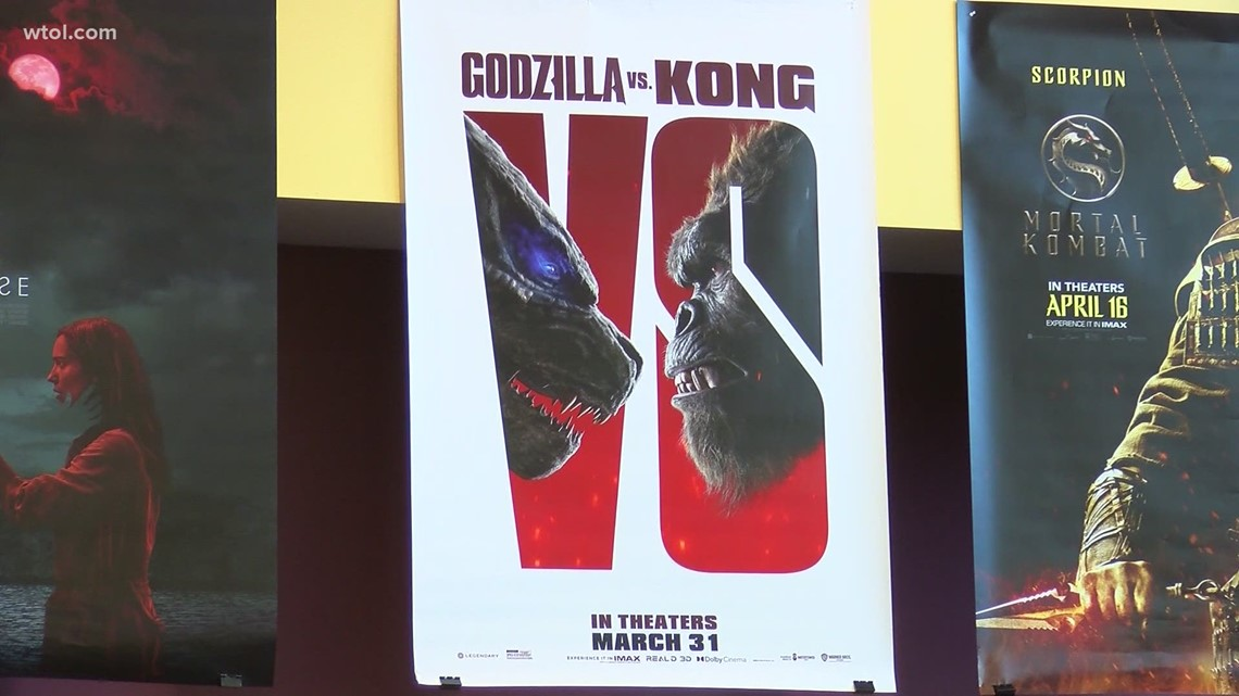Godzilla Vs. Kong business brings hope back to local movie theaters