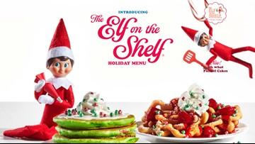 IHOP releases holiday 'Elf on the Shelf' menu