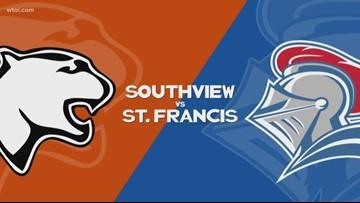 Big Board Friday week 2: Southview vs. St. Francis