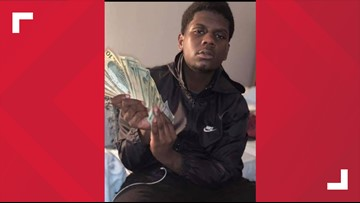 TPD looking for aggravated robbery suspect