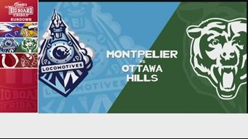 Charlie's Dodge Chrysler Jeep Ram Big Board Friday: Montpelier vs. Ottawa Hills