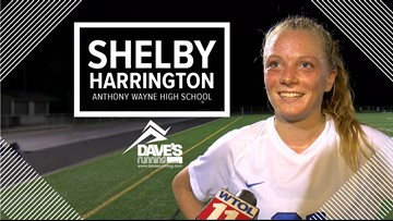 Athlete of the Week: Shelby Harrington's contributions go beyond goals scored for Anthony Wayne