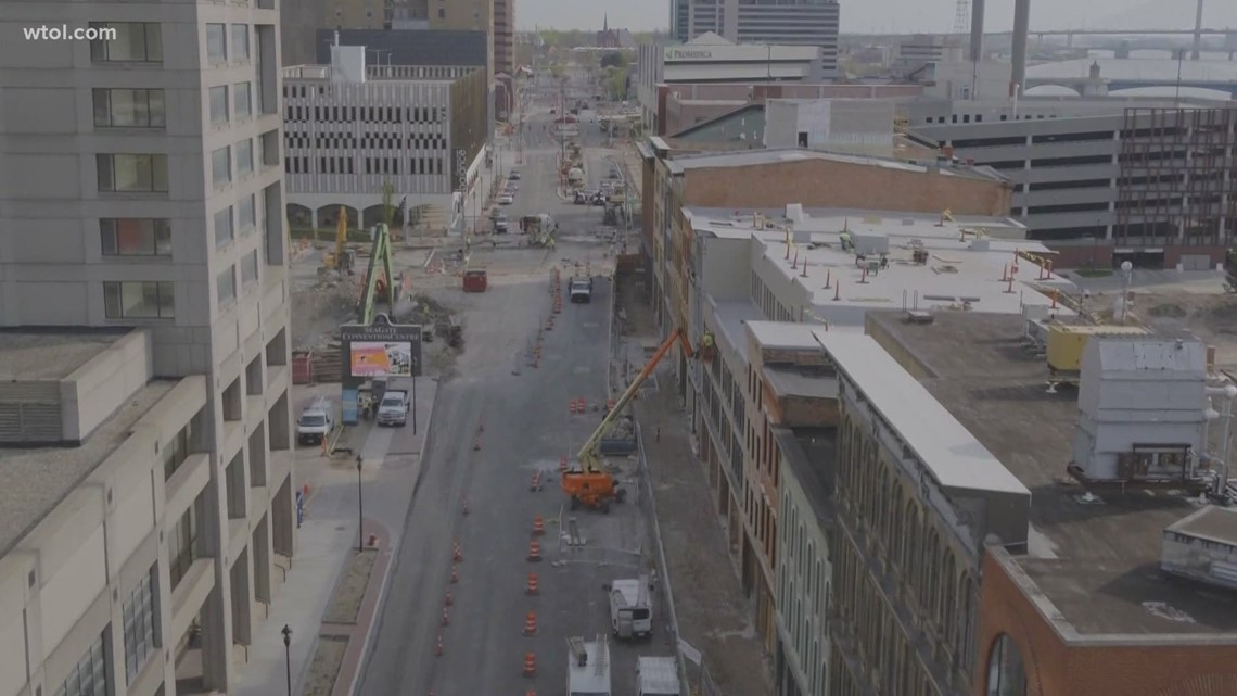 City sues Block Communications over money paid to move lines during Summit Street project; council resolution to recoup costs on agenda