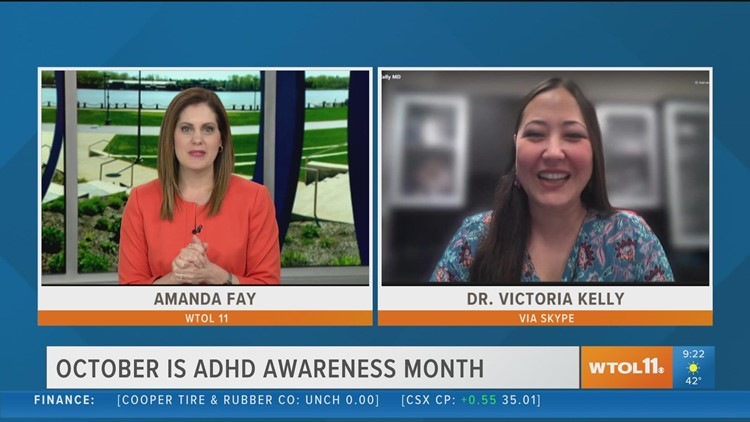 October is ADHD Awareness Month; learn more
