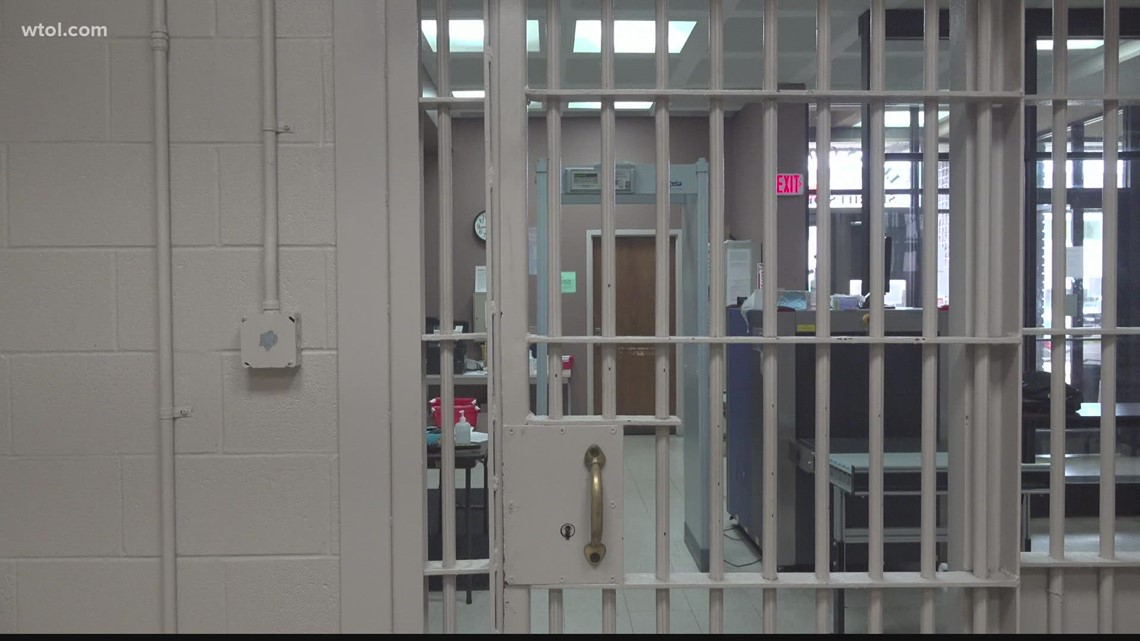 Inmate questions COVID-19 protocol at Lucas County Jail