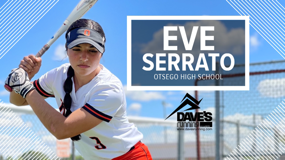 Athlete of the Week: Otsego High School's Eve Serrato