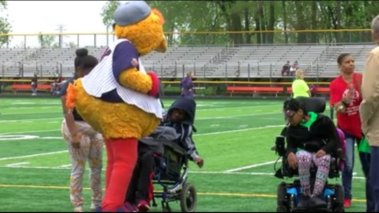 Start High School hosts Special Olympics
