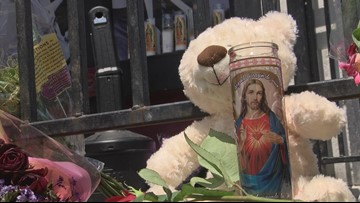 Interfaith vigil held in Dayton honors the lives lost, calls for