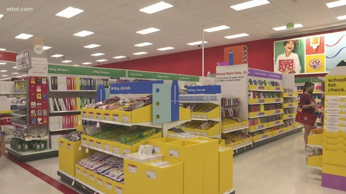 Stretching Your Dollar: Getting those school supplies but not breaking the bank