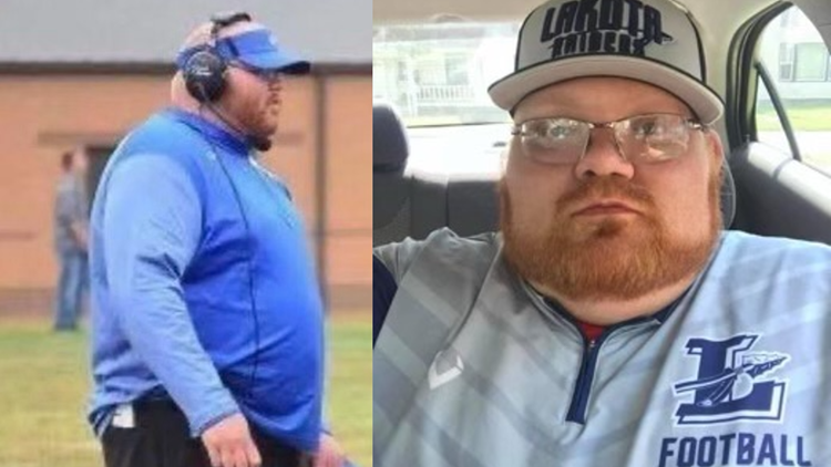 Lakota community mourning another loss after death of assistant football coach