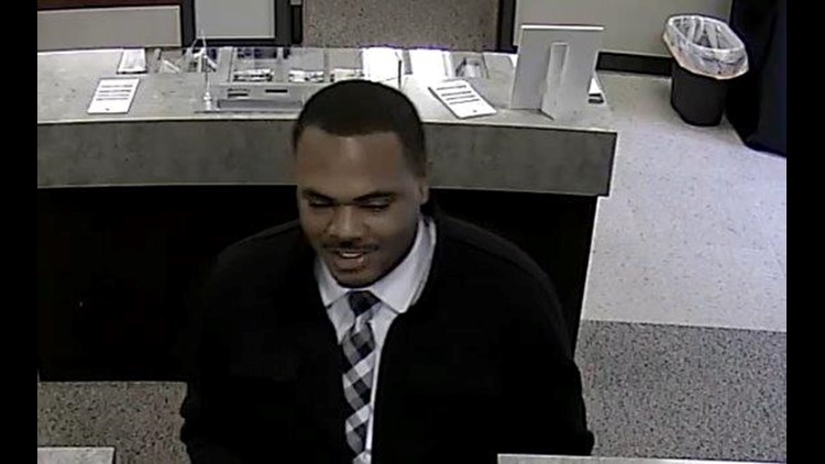 Suspect sought in theft from credit union