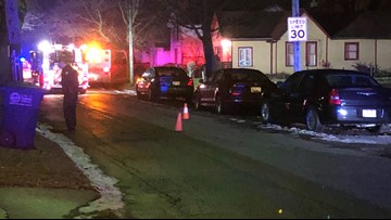 Man shot in hip in drive-by central Toledo shooting