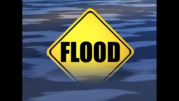 Dozens of roads closed in Findlay due to flooding | wtol com