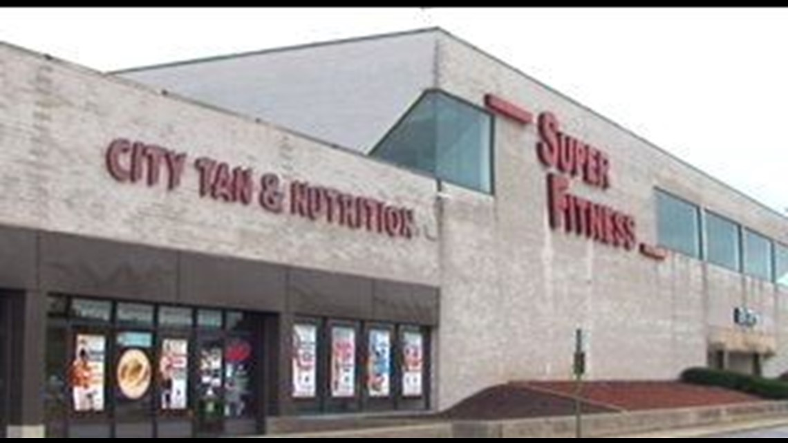 Super Fitness Complex Not Included In Demolition Wtol Com