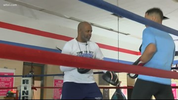 SFWLC: Boxing to lose weight