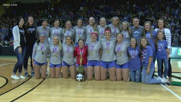 STATE CHAMPS: Liberty-Benton volleyball team takes top honors in Ohio