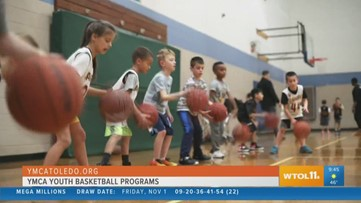 YMCA Youth Basketball Programs