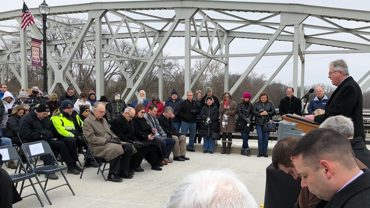 Waterville Bridge opening Jan. 31, 2020