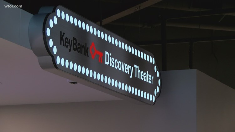 Free films for kids all summer long at the new KeyBank Discovery Theater