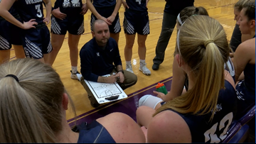 Napoleon girls basketball soaring; look to remain undefeated on the season