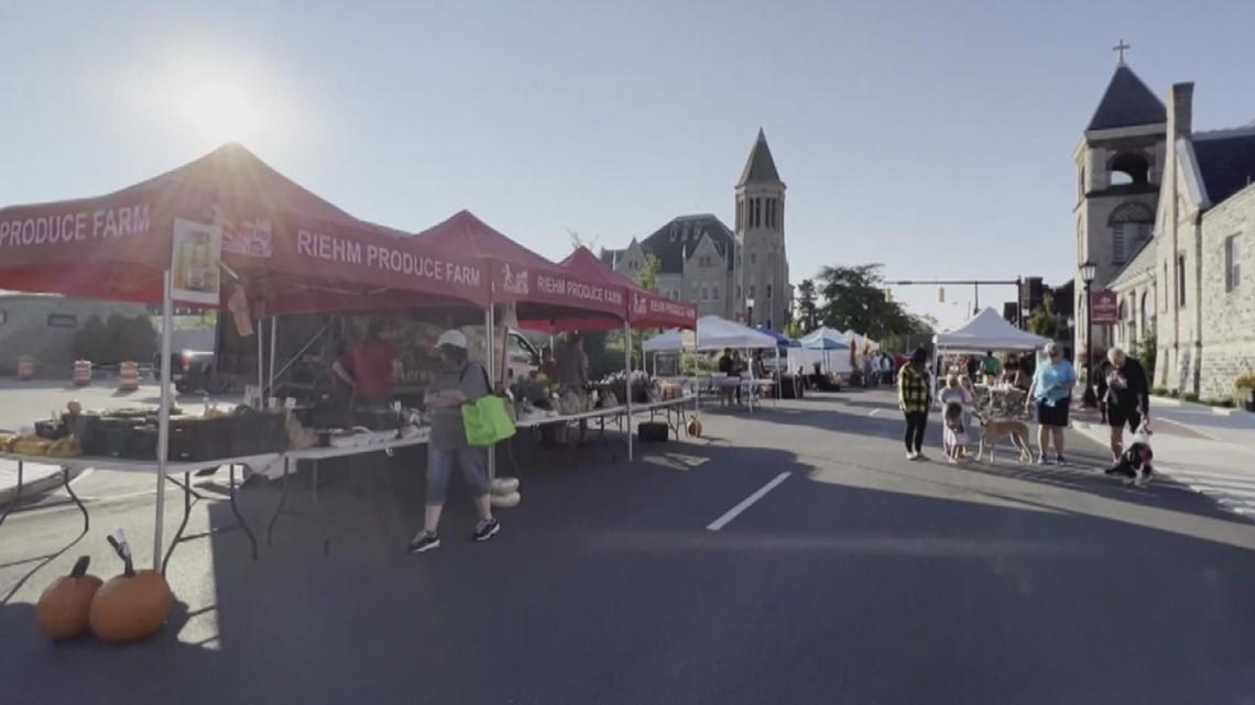 Tiffin Seneca Farmers Market closes out the season on Saturday