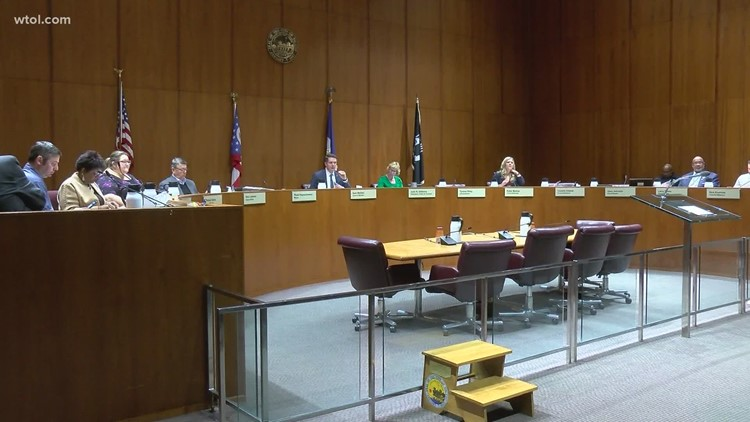 4 temporary replacements for Toledo City Council seats announced