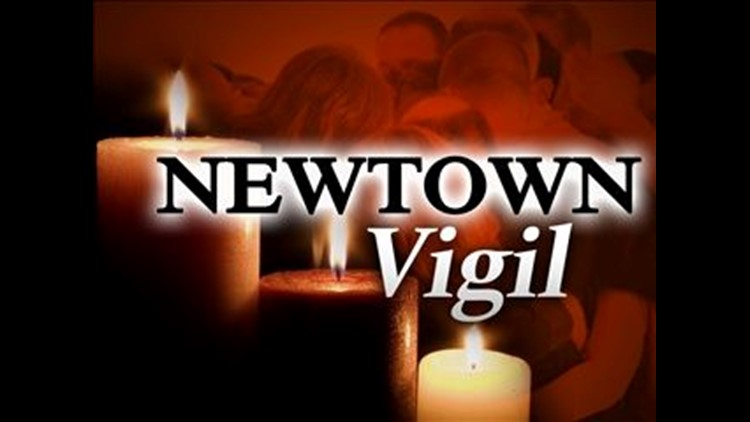 Toledo holds vigil for Newtown victims