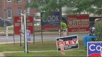 Early voting begins for Toledo, Maumee City Councils