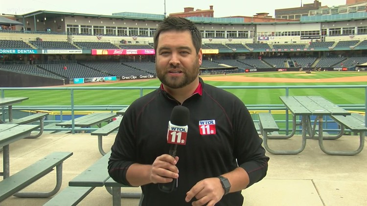 Preparing for first pitch: Mud Hens Opening Day | WTOL 11 Team Coverage, 5:30 p.m.