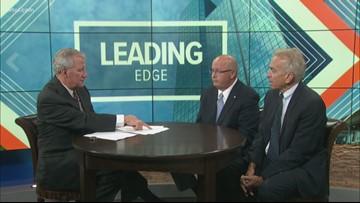 September 22: Leading Edge — Guests Jim Stouffer and Matt Fisher